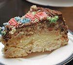Kiev Cake Slice